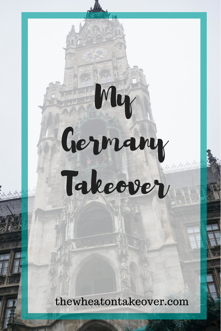 My Germany Takeover-My family and I took a trip to Munich, Germany. Germany taught me a lot about the food, weather and sites to see. It was a fun learning vacation.