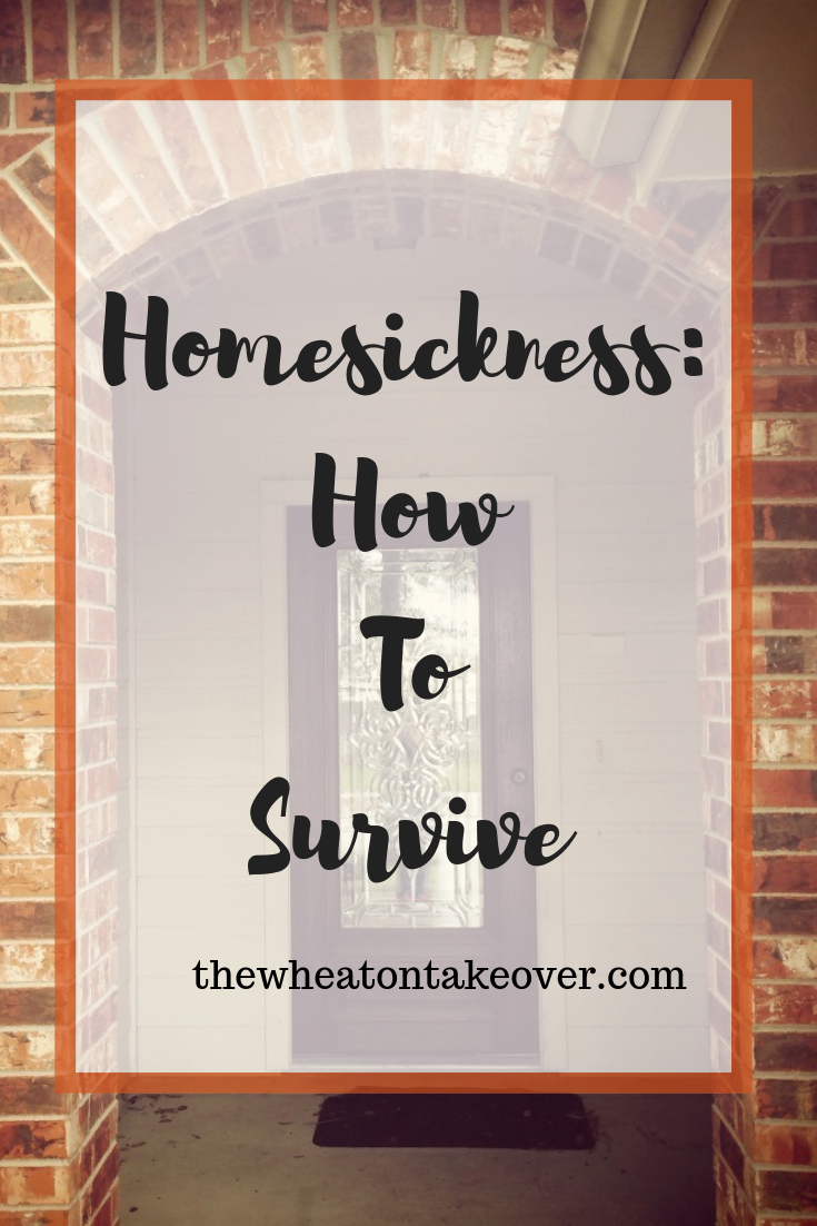 Homesickness: How To Survive