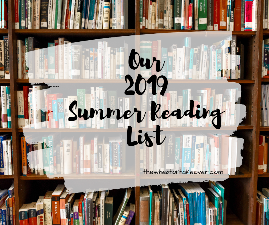 Our 2019 Summer Reading List