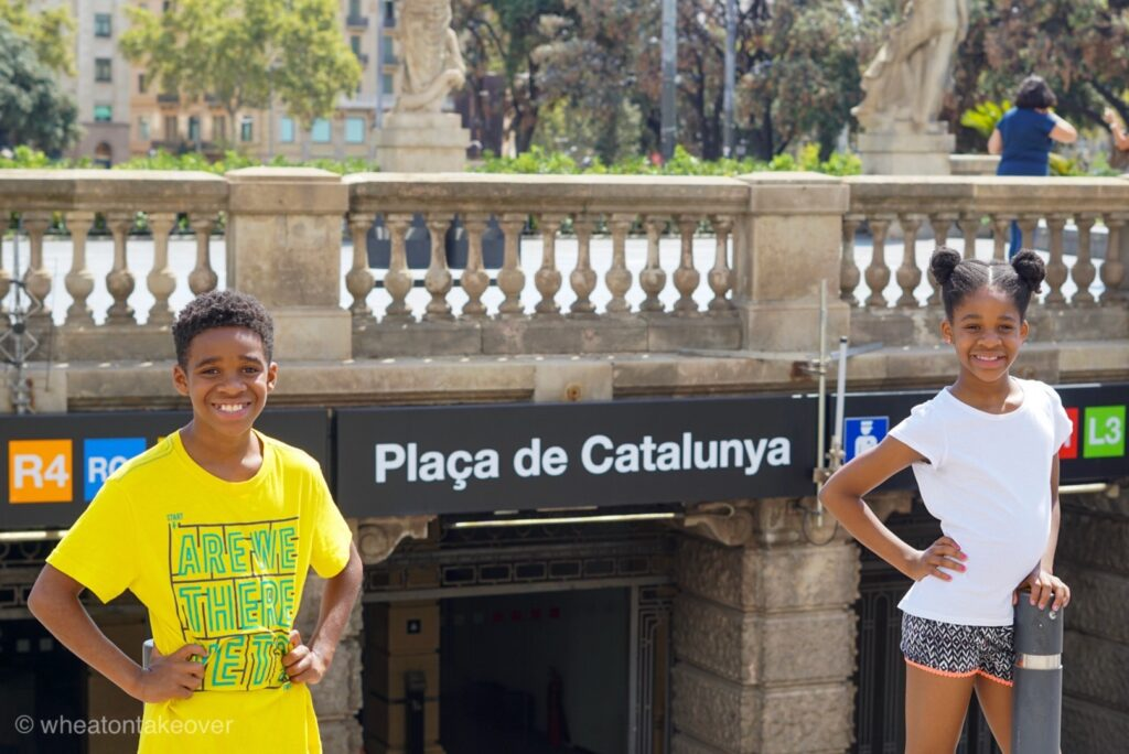 The Wheaton Takeover in Barcelona